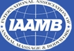 IAAMB - logo - a book review on the Illustrated Guide to Holistic Care for Horses was published in IAAMB Newsletter