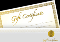 get a gift certificate for equine wellness services, the book or DVD